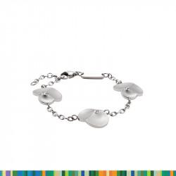 Bracelet Floral Swarovski